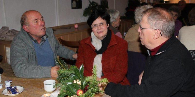 Besuch Adventsnachmittag Bei Winters In Oberndorf