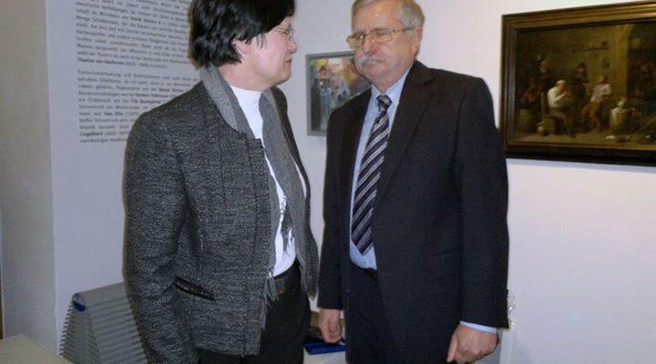 Verabschiedung Hans-Jürgen Giese